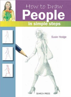 How to Draw People in Simple Steps (Paperback)