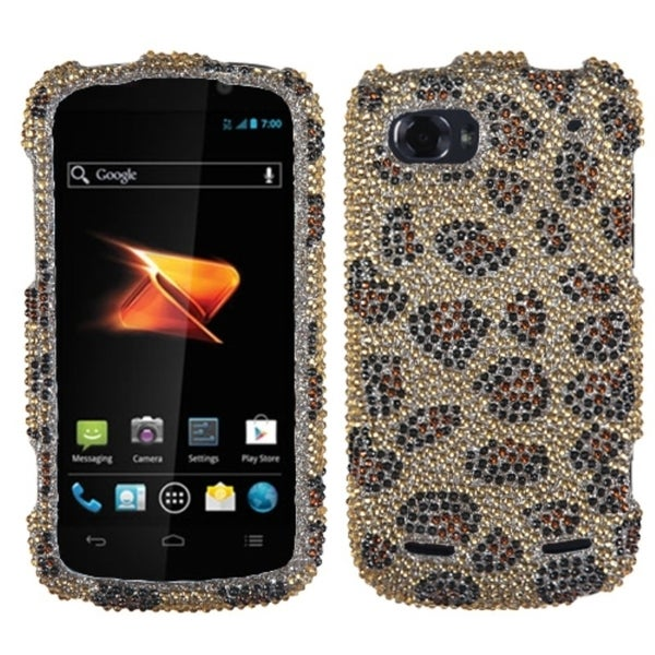 BasAcc Leopard/ Camel Case for ZTE N861 Warp Sequent