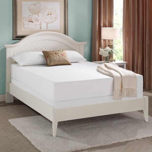 Essentials 10-inch Gel Memory Foam Queen-size Mattress