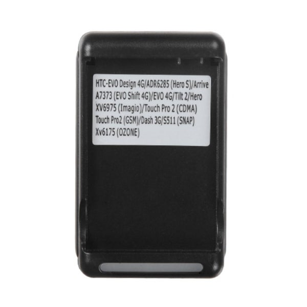 INSTEN USB Battery Charger for HTC EVO 4G/ Touch/ Pro2/ Evo Design 4G