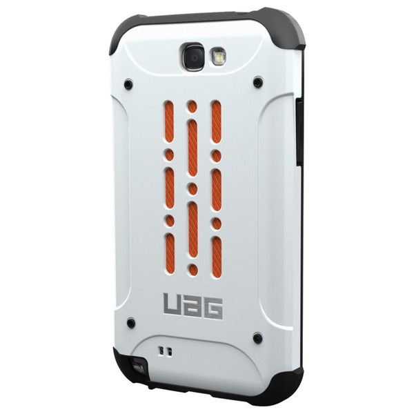 Urban Armor Gear Samsung Galaxy Note ll Composite Case w/ Impact Resistant Bumpers & Screen Kit