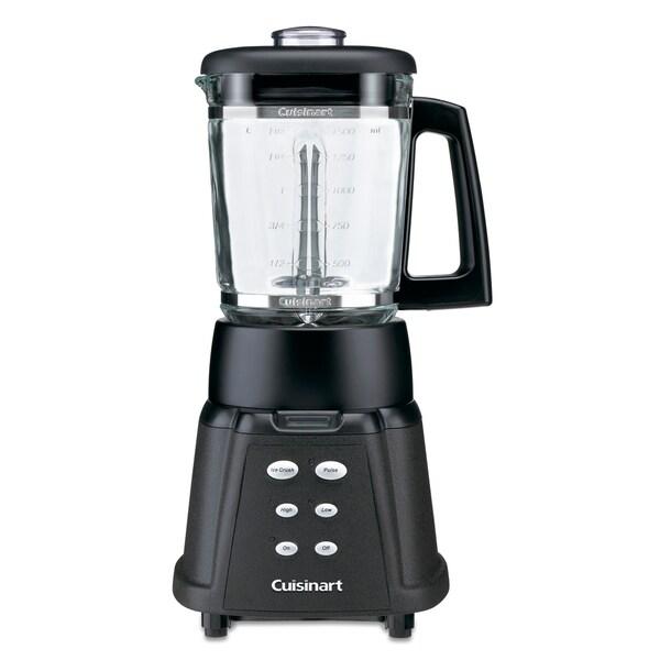 Cuisinart CBT-500BWFR SmartPower 600-watt Black Premier Power Blender (Refurbished)