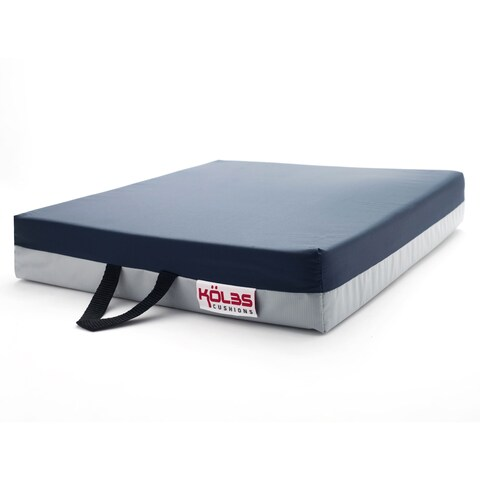 Kolbs Gel Supreme Bariatric Wheelchair Seat Cushion