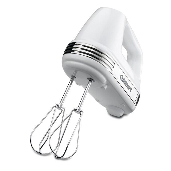 Cuisinart HM-70FR 7-Speed Power Advantage Hand Mixer (Refurbished)