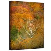 Antonio Raggio 'In Autumn' Gallery-Wrapped Canvas - Multi