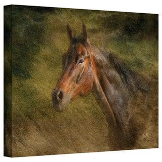 Antonio Raggio 'Majestic Horse' Gallery-Wrapped Canvas