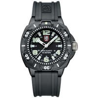 Luminox Men's 'Sentry' Luminous Watch - black