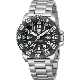 Luminox Men's 'Steel Colormark 3152' Luminous Watch
