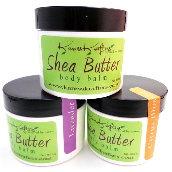 Shea Butter Body Balm (Pack of 3)