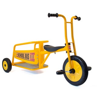 Italtrike Atlantic Carry Ride-on School Bus Tricycle