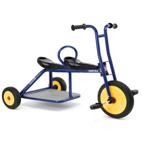 Italtrike Carry Two Seat Tricycle