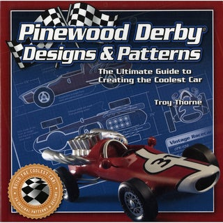 Design Originals Pinewood Derby Designs and Patterns