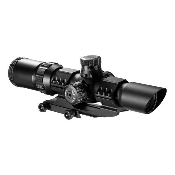 Barska SWAT-AR 1-4x28 Scope AC11872