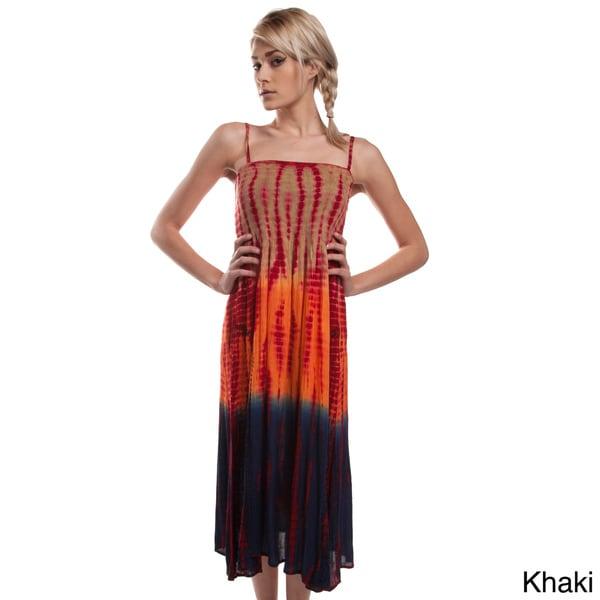 Beach Love Tie Dye Dress (India)