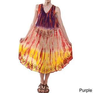 Tara's Summer Rayon Sundress (India)
