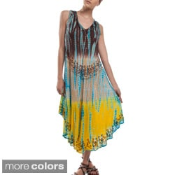 Handmade Tara's Summer Rayon Sundress (India)