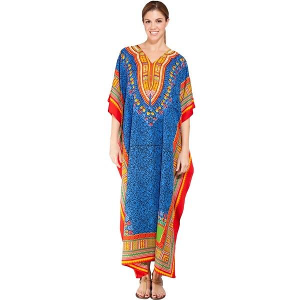 Spellbinding Dashiki Dress (India)