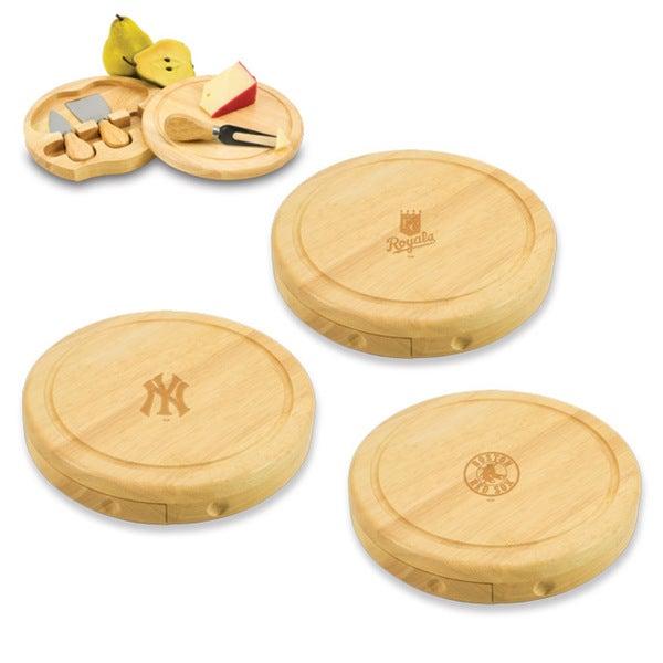 MLB American League Brie Cheese Board