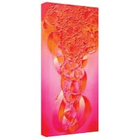 Susi Franco 'Wishing' Gallery-Wrapped Canvas - Multi