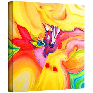 Susi Franco 'Secret Life of Lily' Gallery-Wrapped Canvas