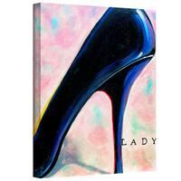 Susi Franco 'Diva' Gallery-Wrapped Canvas