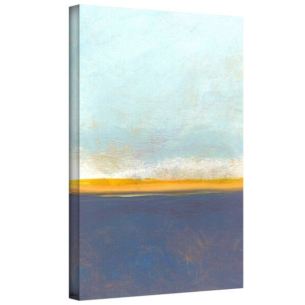 Jan Weiss 'Big Sky Country I' Gallery-Wrapped Canvas