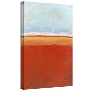 Jan Weiss 'Big Sky Country IV' Gallery-Wrapped Canvas