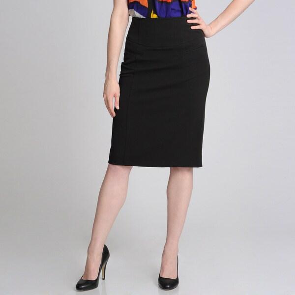 Grace Elements Women's Career Skirt