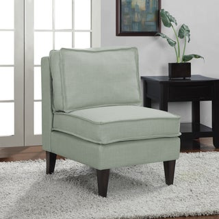 Shop Chaumont Mystic Sea French Slipper Chair Free