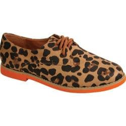 Women's Nomad Links Tan Leopard