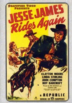 Jesse James Rides Again (DVD)
