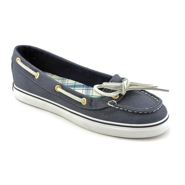 Sperry Top Sider Women's 'Lola' Basic Blue Textile Casual Shoes