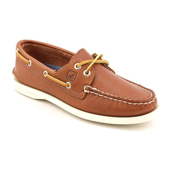 Sperry Top Sider Women's 'A/O 2 Eye' Leather Casual Shoes