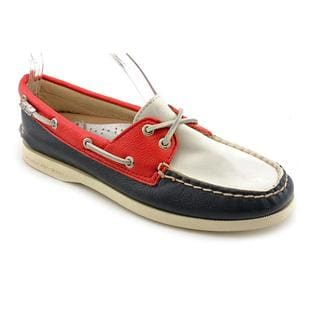 Sperry Top Sider Women's 'A/O 2-Eye' Leather Casual Shoes