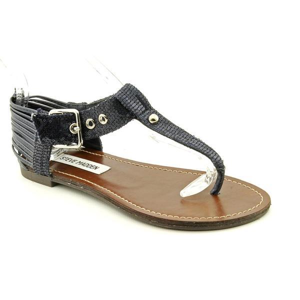 Shop Steve Madden Women S Serenite Synthetic Sandals