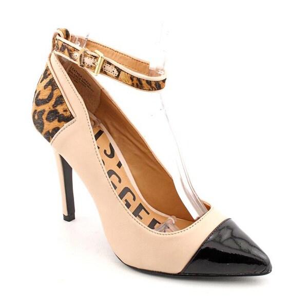 Kelsi Dagger Women's 'Eryn' Beige Leather Dress Shoes