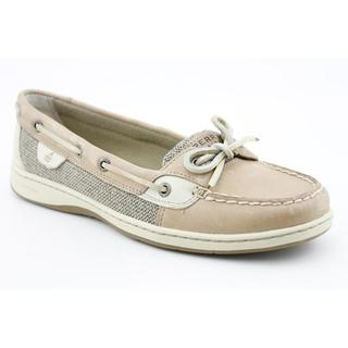 Sperry Top Sider Women's 'Angelfish' Leather Casual Shoes - Wide