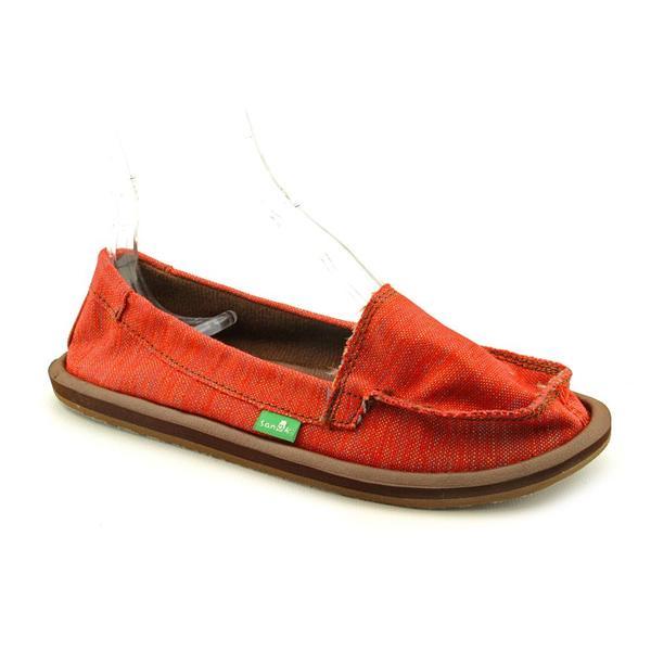 Sanuk Women's 'Shorty' Basic Textile Casual Shoes