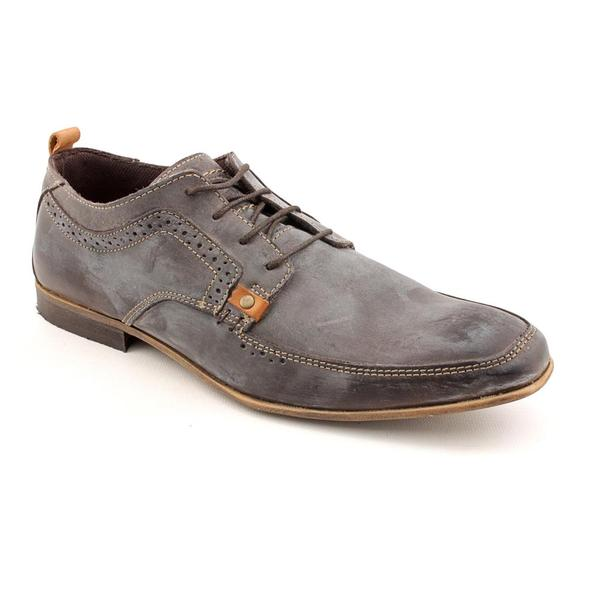Steve Madden Men's 'Figrtvly' Leather Dress Shoes
