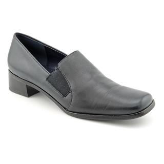 Trotters Women's 'Ash' Leather Dress Shoes - Wide (Size 10 )