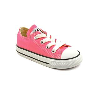 Converse Girl (Toddler)'s 'CT AS OX' Basic Textile Casual Shoes (Size 5 )