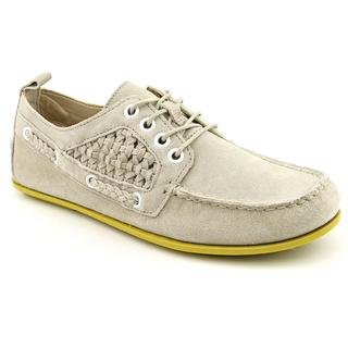 Luxury Rebel Women's 'Yukon' Moc-Toe Regular-Suede Casual Shoes