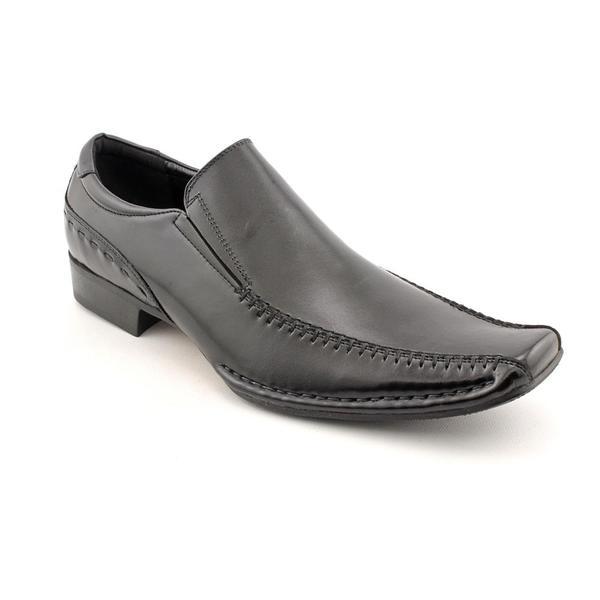 Steve Madden Men's 'P-Jollie' Leather Dress Shoes