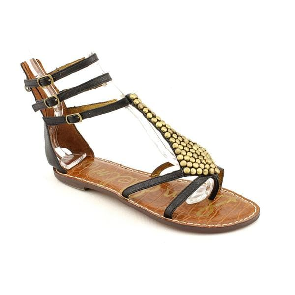 a7aa1847e Shop Sam Edelman Women s  Ginger  Leather Sandals (Size 7 ) - Free ...