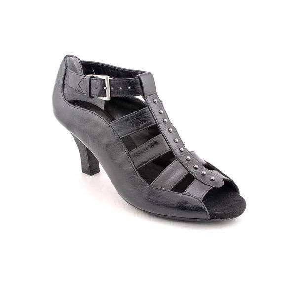 75f20da05461 Shop Aerosoles Women s  Faximize  Leather Dress Shoes (Size 9 ...