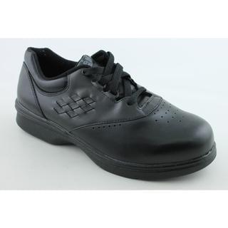 Propet Women's 'Vista Walker' Leather Athletic Shoe - Extra Wide (Size  9 )