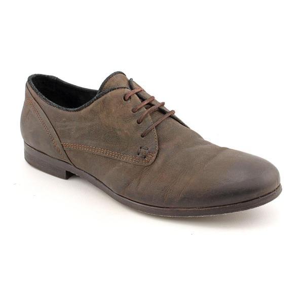 Diesel Men's 'Wolf' Leather Dress Shoes (Size 10)