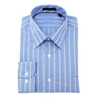 XMI Platinum Men's Dress Shirt|https://ak1.ostkcdn.com/images/products/7962931/7962931/XMI-Platinum-Mens-Dress-Shirt-P15334432.jpg?impolicy=medium
