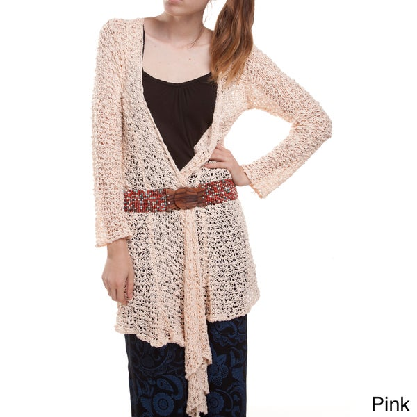 Light Knitted Mia's Balinese Sweater (Indonesia)