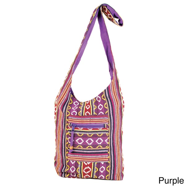 Classic Cotton Yogi Sling Bag (India)